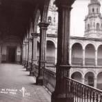 Corredores de Palacio