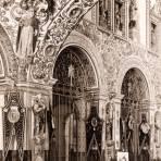 Interior del Templo de Santo Domingo
