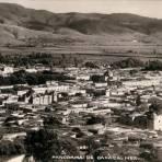 Panorámica de Oaxaca