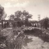 Jardines del Hotel Garci Crespo