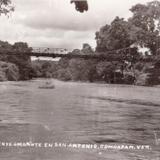 Puente Colgante de San Antonio