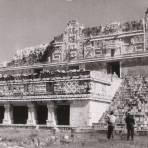 Sección noroeste del Templo de las Monjas