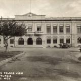 Vista del Palacio de Gobierno