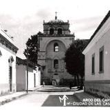 Arco del Carmen. Ciudad de Las Casas