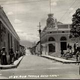 Calles de Tuxtla. 3a. Avenida Sur