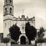 Templo de Tlalmanalco