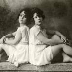Alicia y Celia Pérez