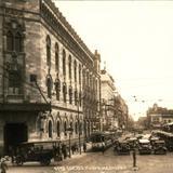 Correo Mayor y Avenida San Juan de Letrán
