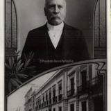 Casa del Presidente Porfirio Díaz, en la Calle Cadena