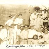 De paseo por Arriaga. 22-V-1925