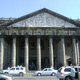 Teatro Degollado (1886) de estilo neoclásico. Noviembre/2011