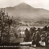 Panorama de Amecameca
