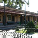 Antigua estacion del Tren, hoy museo del ferrocarril