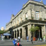 Andador Pedro Loza y Palacio Municipal. Noviembre/2011