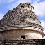 El Observatorio. Zona arqueológica de Chichén Itzá