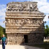 Zona Arqueológica de Chichén Itzá. Arquitectura del periodo clásico