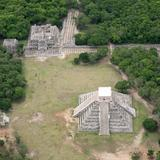Panorámica de Chichén Itzá