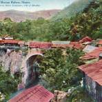 Puente del ferrocarril en Atoyac