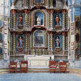 Altar del templo de San Francisco