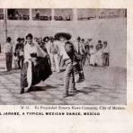 El Jarabe Tapatío, danza típica mexicana