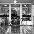 Antiguo Hotel París (hoy sede del Congreso del Estado)