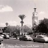 Plaza de Nuevo Laredo