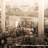 Interior del Mercado Herrera