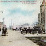 Calle Real y mercado