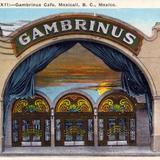 Café Gambrinus