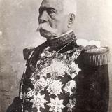 Gral. Porfirio Díaz en 1910