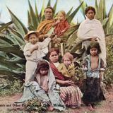 Una familia en Apan