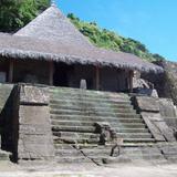 Templo de los guerreros, zona arqueologica