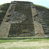Basamento piramidal del Tajín, Veracruz. Marzo/2012