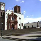 Parroquia y atrio de Amealco de Bonfil, Qro. Marzo/2012
