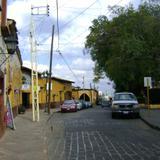 Calles de Amealco de Bonfil, Qro. Marzo/2012