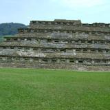 Pirámide de los Nichos. El Tajín
