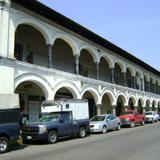 Los famosos portales de dos niveles de Córdoba
