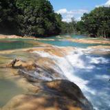 majestuosa cascada