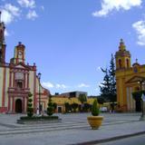 Conjunto religioso en Cadereyta de Montes. Marzo/2012
