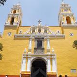 Portada del ex-convento de San Antonio de Padua. Junio/2012