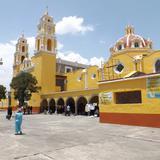 Atrio y conjunto conventual de San Antonio de Padua (1608). Junio/2012