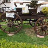 Carreta Porfiriana (1910-1920). Apizaco. Junio/2012