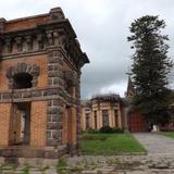 Ex-Hacienda Santa Agueda en Tetlatlahuca. Julio/2012