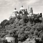 El Santuario, desde la Capilla Real