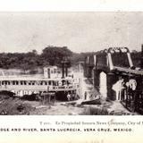 Puente y Río de Santa Lucrecia (Jesús Carranza)