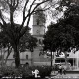Iglesia y Plaza de Ciudad Victoria