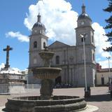 Fuente y Templo