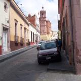 Calle Zacatecana.