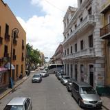 Calle M. Molina en el Puerto de Veracruz. Julio/2012