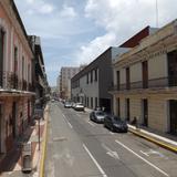 Centro veracruzano de las artes y Av. Independencia. Julio/2012